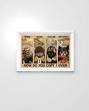 Cats Pilot How Do You Copy 24x16 Poster poster-landscape-24x16-lifestyle-02