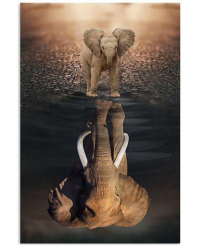 Elephant Believe In Yourself
