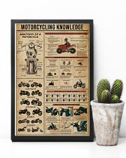 Knowledge Motorcycling 11x17 Poster lifestyle-poster-8