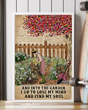Dictionary Find My Soul Gardening 16x24 Poster lifestyle-poster-4