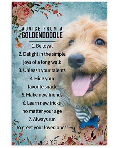Advice From A Goldendoodle