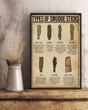 Types Of Smudge Sticks Witchery  11x17 Poster lifestyle-poster-3