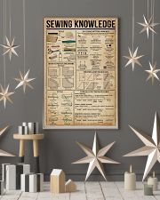 Sewing Knowledge 11x17 Poster lifestyle-holiday-poster-1