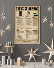 Types Of Arrows Archery 11x17 Poster lifestyle-holiday-poster-1