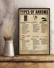 Types Of Arrows Archery 11x17 Poster lifestyle-poster-3