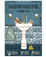 Sink Company Cavalier King Charles Spaniel 16x24 Poster front