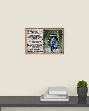 Personalized Truck The Day I Met 24x16 Poster poster-landscape-24x16-lifestyle-09