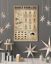 Barber Knowledge 16x24 Poster lifestyle-holiday-poster-1