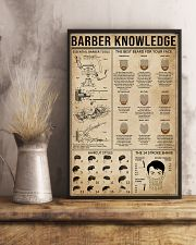 Barber Knowledge 16x24 Poster lifestyle-poster-3