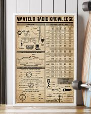 Amateur Radio Knowledge Poster 16x24 Poster lifestyle-poster-4
