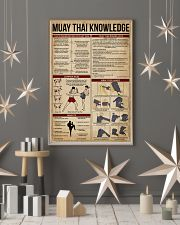 Muay Thai Knowledge 11x17 Poster lifestyle-holiday-poster-1