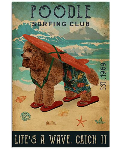 Surfing Club Poodle