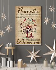Dictionary Yoga We Are One 11x17 Poster lifestyle-holiday-poster-1