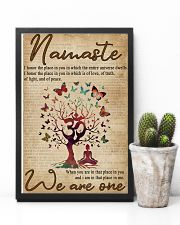 Dictionary Yoga We Are One 11x17 Poster lifestyle-poster-8