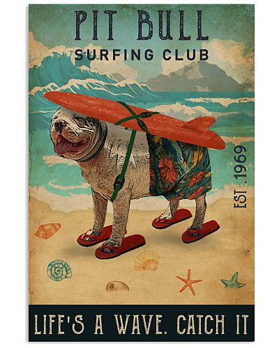 Surfing Club Pit Bull