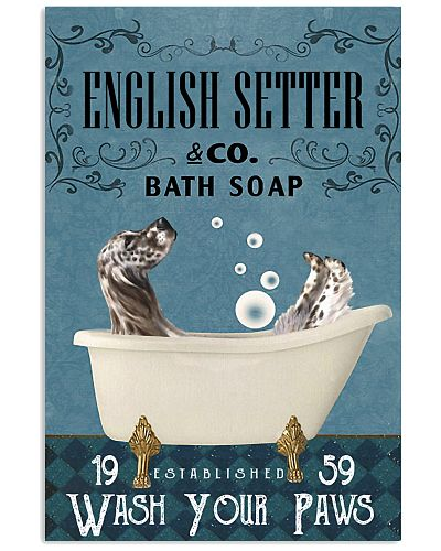 Bath Soap Company English Setter