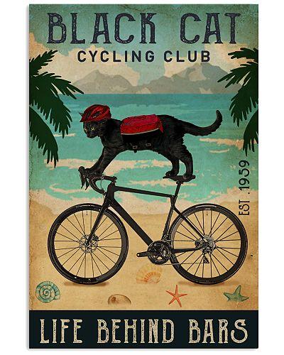 Cycling Club Black Cat