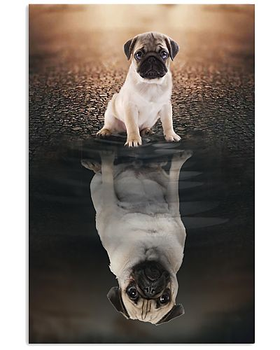 Pug Believe In Yourself