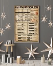 Knowledge Hairstylist 11x17 Poster lifestyle-holiday-poster-1