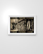 Barber It's My Life 24x16 Poster poster-landscape-24x16-lifestyle-02