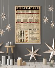 Knowledge Knitting 11x17 Poster lifestyle-holiday-poster-1