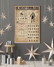 Ice Hockey Knowledge 11x17 Poster lifestyle-holiday-poster-1