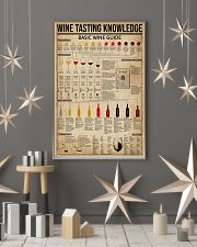 Wine Tasting Basic Guide Knowledge 11x17 Poster lifestyle-holiday-poster-1