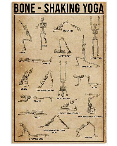 Bone-Shaking Yoga