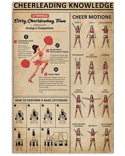 Knowledge Cheerleading