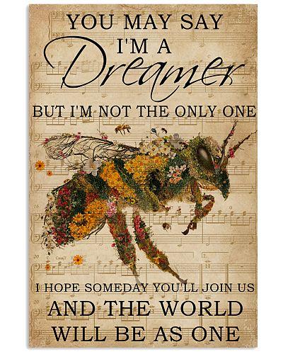 Music Sheet Imagine Bee