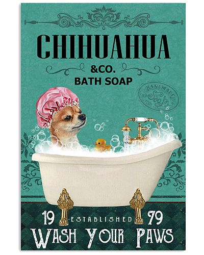 Green Bath Soap Company Chihuahua