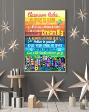 Teacher Classroom Rules Colorful 11x17 Poster lifestyle-holiday-poster-1
