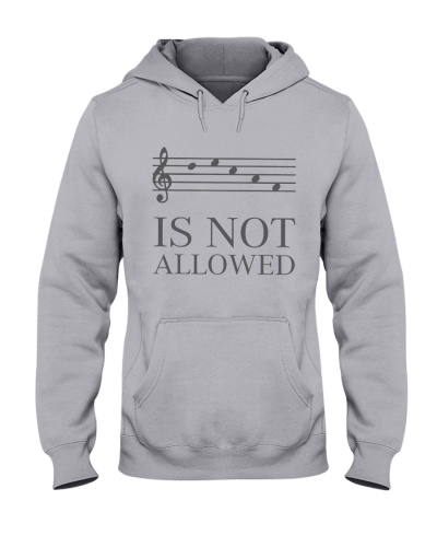 Music Is Not Allowed