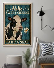 Take A Seat Cattle 16x24 Poster lifestyle-poster-1