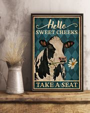 Take A Seat Cattle 16x24 Poster lifestyle-poster-3