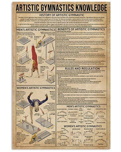 Artistic Gymnastics Knowlegde