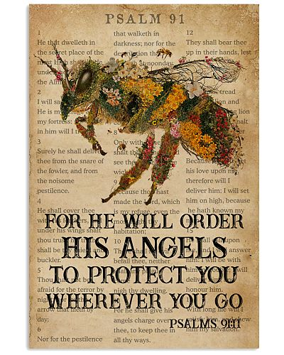 Bible Order His Angels Bee