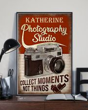 Personalized Photography Studio 16x24 Poster lifestyle-poster-2