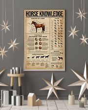 Horse Knowledge 11x17 Poster lifestyle-holiday-poster-1