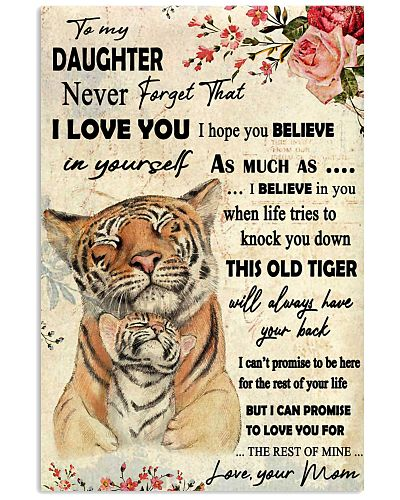 Never Forget That I Love You Tiger Mother