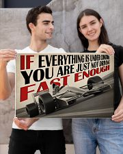 Not Fast Enough Car Racing 24x16 Poster poster-landscape-24x16-lifestyle-21