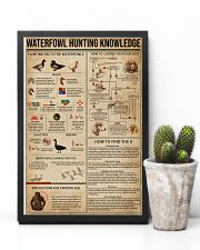 Waterfowl Hunting Knowledge 11x17 Poster lifestyle-poster-8