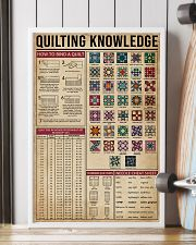 Knowledge Quilting 16x24 Poster lifestyle-poster-4
