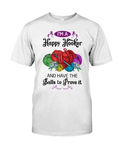 Happy Hooker Crochet