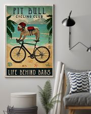 Cycling Club Pit Bull 11x17 Poster lifestyle-poster-1