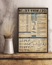 Welder Knowledge 16x24 Poster lifestyle-poster-3
