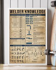 Welder Knowledge 16x24 Poster lifestyle-poster-4