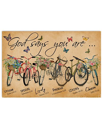 God Say You Are Flower Cycling