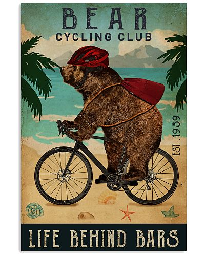 Cycling Club Bear