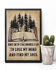Dictionary And Into The Book 11x17 Poster lifestyle-poster-8